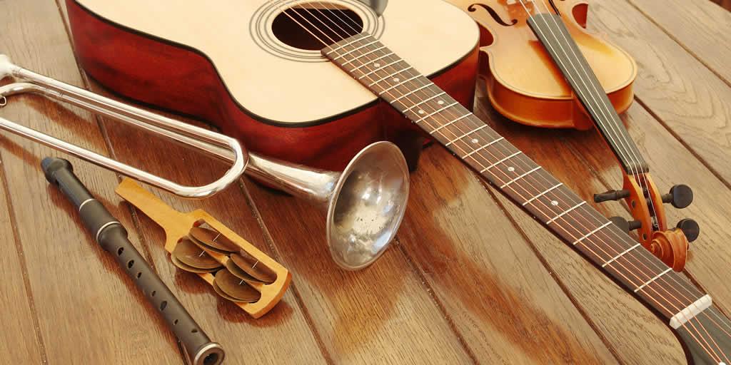 Choosing A Musical Instrument
