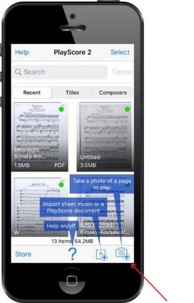 How To Make Digital Sheet Music