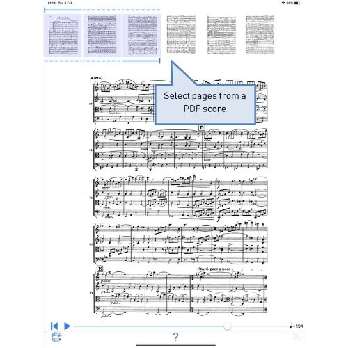 Scan Sheet Music into XML with PlayScore 2