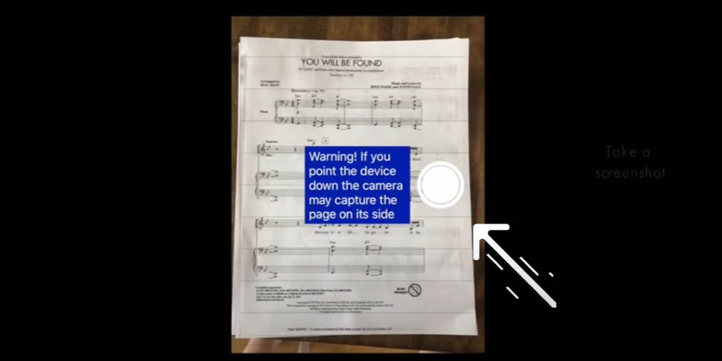 Scanning Sheet Music From PlayScore To MuseScore