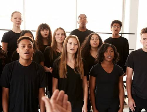 Learning a Choir Part