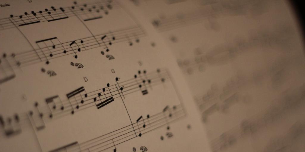 Free sheet music 2