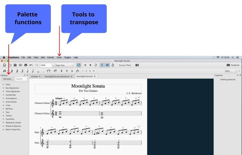 Scan Music into MuseScore