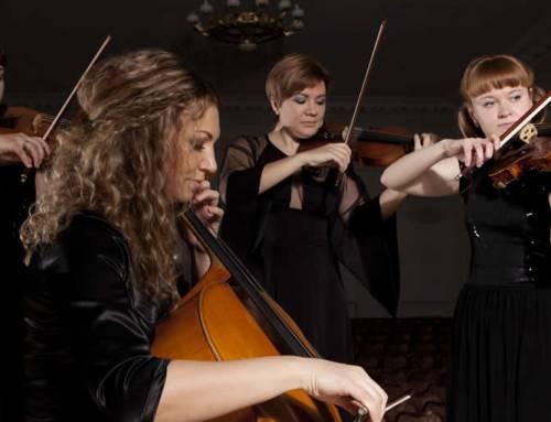 Music App For String Quartets