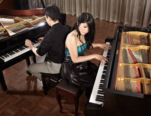 Playing Piano Duets