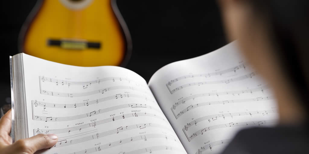 Reading Music For Beginners