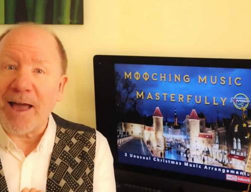 Mooching Music Masterfully Expressivo's Music Tech Video #45