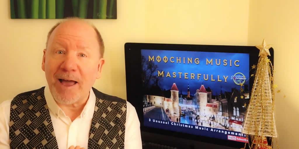 Mooching Music Masterfully Expressivo's Music Tech Video #45