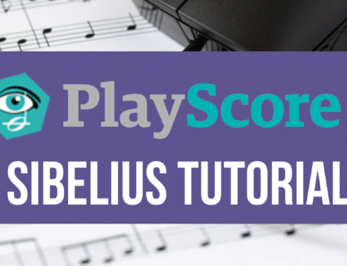 Sibelius Music Notation Software Tutorial