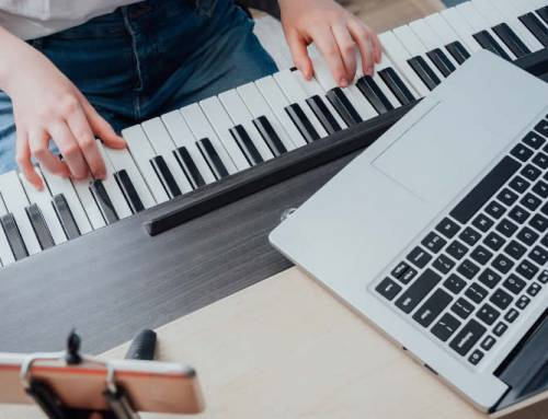 Technology for Practising Music