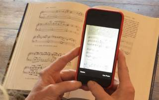 Technology for Learning Music
